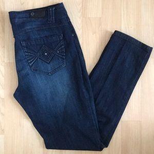Declaration of Democracy skinny jeans